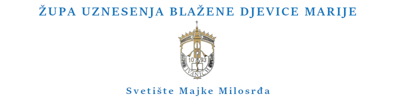 Logo for ŽUPA UZNESENJA BDM